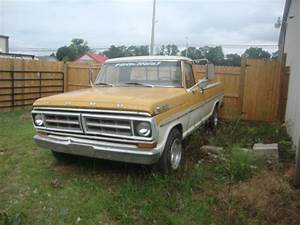 1971 Ford F