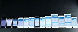 Comparatif Iphone 6 Et Se : les 13 iphone d 39 apple dans un comparatif g ant igeneration ~ Medecine-chirurgie-esthetiques.com Avis de Voitures