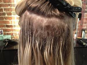 Shrink Links Hair Extensions