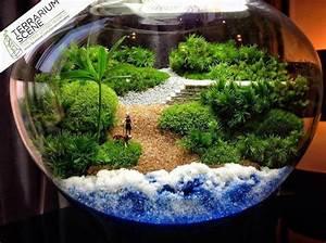 Bonsai Im Glas : 100 stunning bonsai terrarium for miniature landscaping in the jars home decorations garten ~ Eleganceandgraceweddings.com Haus und Dekorationen