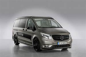 Mercedes Benz Vito : mercedes redefines camping with its new camper vans 64 photos ~ Medecine-chirurgie-esthetiques.com Avis de Voitures