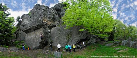 klettergebiete bayerischer wald kletterwald klettersteig