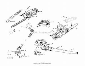 Dr Power Battery Hand Tools Parts Diagram For Battery Tools