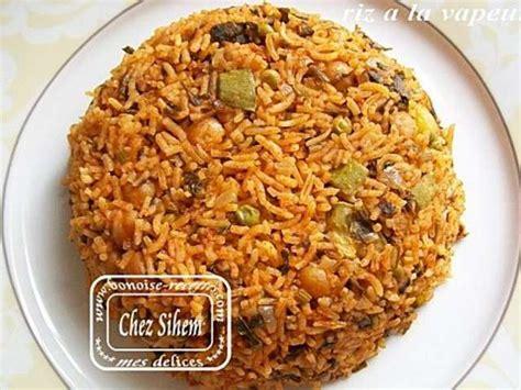 la cuisine pakistanaise recettes de riz de de cuisine de sihem
