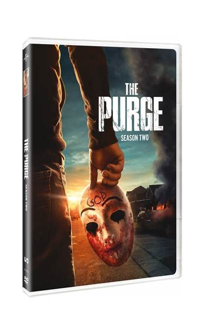 Purge Season Universal Dvd