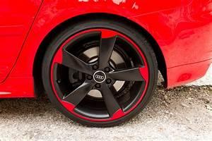 Audi A3 Felge : felge mit farbakzent fahrbericht crashtest mit dem audi ~ Kayakingforconservation.com Haus und Dekorationen