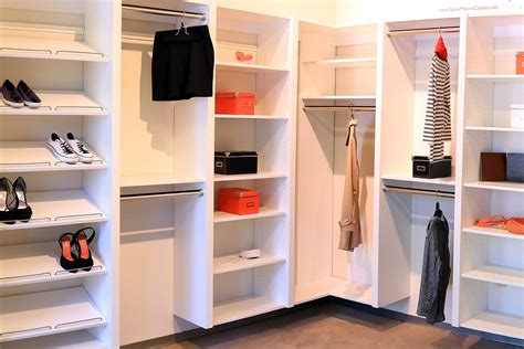 things to consider when planning your custom closet design