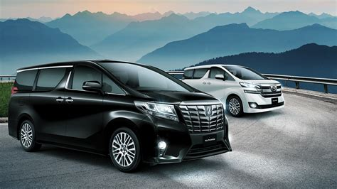 Toyota Alphard Wallpaper by 2015 Toyota Alphard Pictures Information And Specs