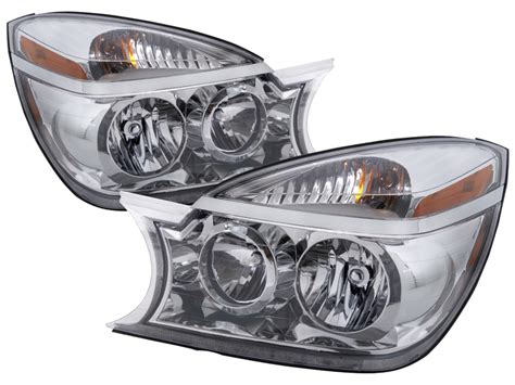 Buick Rendezvous Headlight by Fits 04 07 Buick Rendezvous Headlights Headls Pair Set