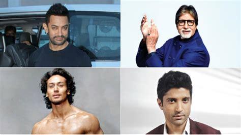 big  aamir farhan tiger  heres  celebrities