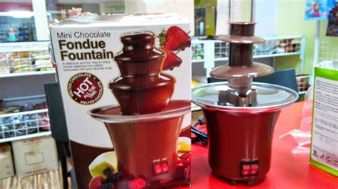 rosedelightshop  chocolate fountain chocolate
