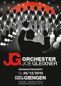 Christmas Concert Poster Ideas – Festival Collections