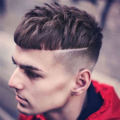 mushroom haircut mens hairstyles haircuts