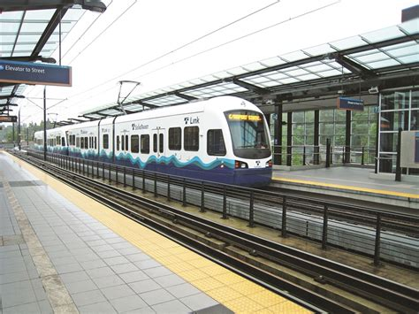 seattle light rail seattle selects light rail extension option railway gazette