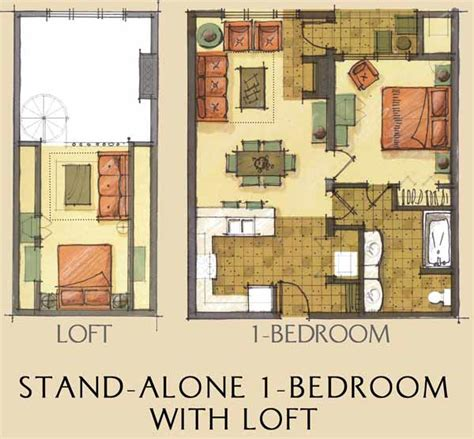 floorplans finishes  morning star lodge condominiums