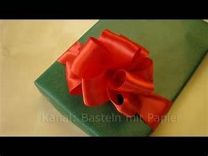 Geschenk Verpacken Schleife : schleife binden anleitung geschenkschleife zum geschenke verpacken dekorieren diy ~ Orissabook.com Haus und Dekorationen