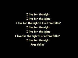 Krewella-Live For The Night (LYRICS) - YouTube