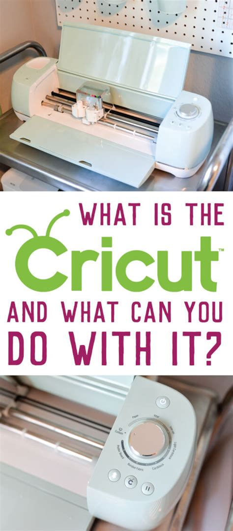 What Is The Cricut Explore Machine And What Does It Do?