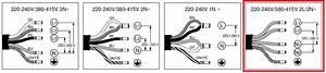 Strom Berechnen 3 Phasen : kochfeld anschlie en mit 1 phase 2l 2n pe ~ Themetempest.com Abrechnung
