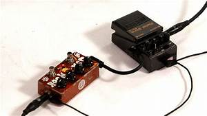 Distortion Pedal Vs  Overdrive Pedal