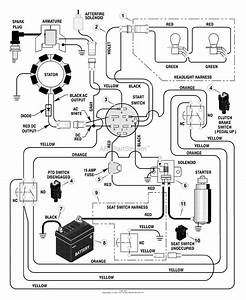 Jd Lawn Tractor Wiring Diagram