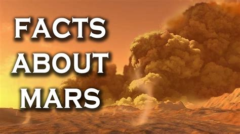 Top 10 Bizarre Facts About Mars - YouTube