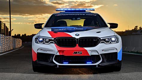 Bmw M5 4k Wallpapers by Bmw M5 Motogp Safety Car 2018 4k Wallpaper Hd Car