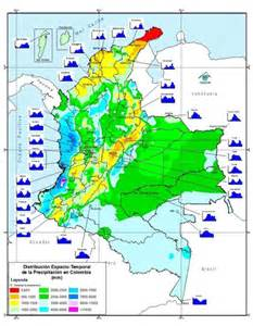Colombia Climate and Weather