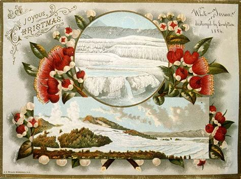 christmas card public holidays te ara encyclopedia