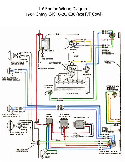 Electric Engine Wiring Diagram Chevy