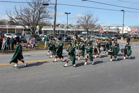 'music Of Ireland' Theme For This Year's Cape Cod St