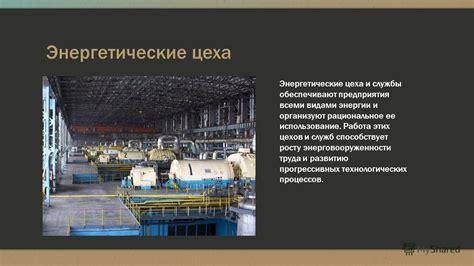 Контрольная работа Значение и задачи энергетического хозяйства