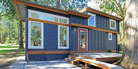 Small House Deutschland by Wildwood Cottage Tiny Homes Tiny Home For Sale