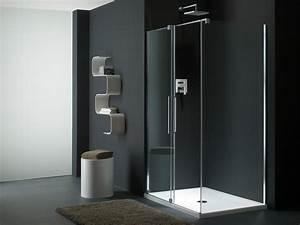 Cabine De Douche En Verre : cabine de douche en verre portes coulissantes s lite sn ~ Zukunftsfamilie.com Idées de Décoration
