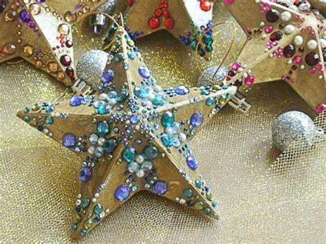 moderne weihnachtsdeko basteln 123 ideen weihnachtssterne basteln