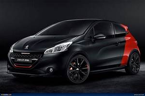 Photo Peugeot 208 : peugeot 208 gti 30th anniversary revealed ~ Gottalentnigeria.com Avis de Voitures