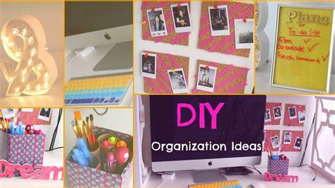 diy room organization storage ideas for