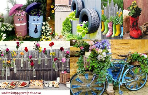 outdoor decorations ideas to make 14 diy gardening ideas to make your garden look awesome in