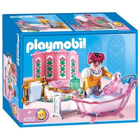 playmobil servante salle de bains de princesse achat