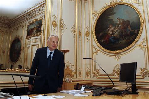 jean marc bureau jean marc ayrault le bureau vide de l 39 ex premier ministre