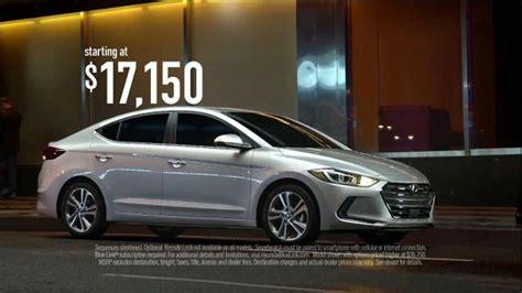 2017 Hyundai Elantra Tv Commercial, 'not Just New, Better
