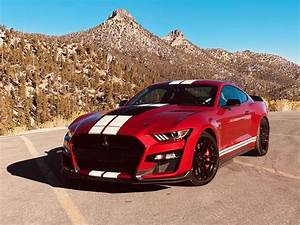 First Drive: 2020 Ford Mustang Shelby GT500 | TheDetroitBureau.com