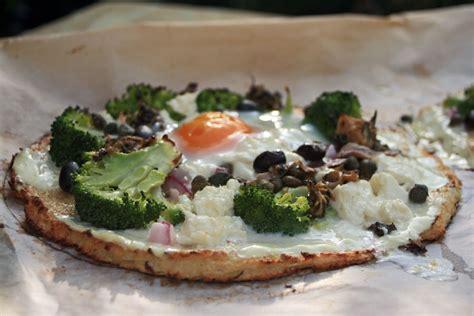pate a pizza chou fleur p 226 te 224 pizza au chou fleur chez becky et liz de cuisine anglaise