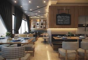 3d archviz semi loft restaurant by shahrukh shaikh 164 With cuisine loft