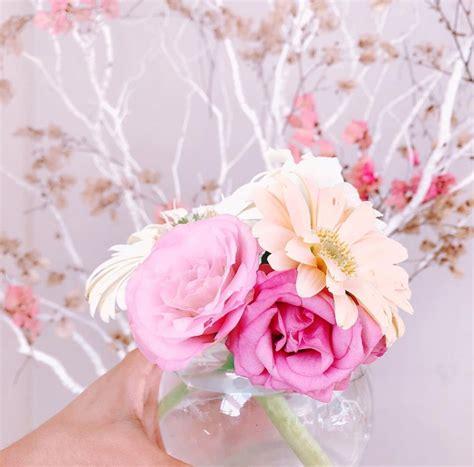 pin  elisabeth  deko flowers crown jewelry plants