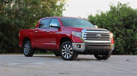 2018 Toyota Tundra Review Oldie But Goodie