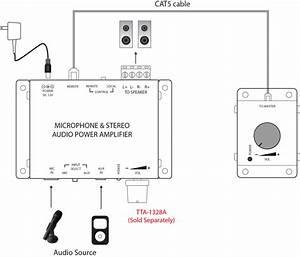 Volume Control Box For Tta-1328a