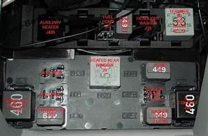 Fuse Box Diagram  U0026gt  Volkswagen Passat B6  2005