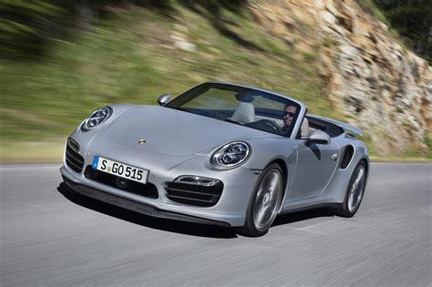2014 Porsche 911 Turbo, Turbo S Cabriolet Revealed