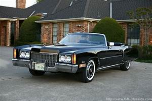 Cadillac Eldorado Cabriolet : 1972 cadillac eldorado convertible matt garrett ~ Medecine-chirurgie-esthetiques.com Avis de Voitures